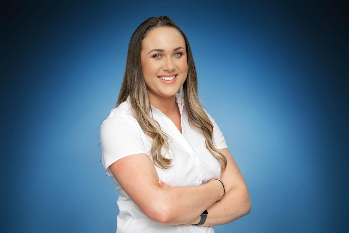 Caitlin Fuller - Event Coordinator