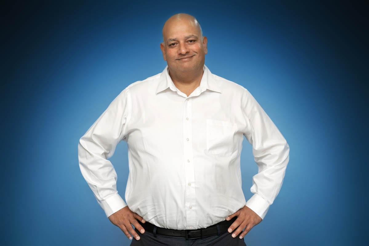 Enayat Khan - General Manager