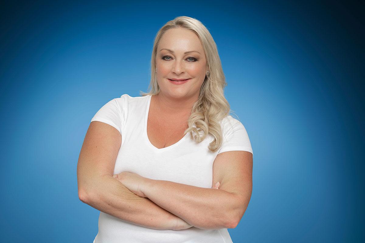 Sarah Liebenberg - Travel Manager