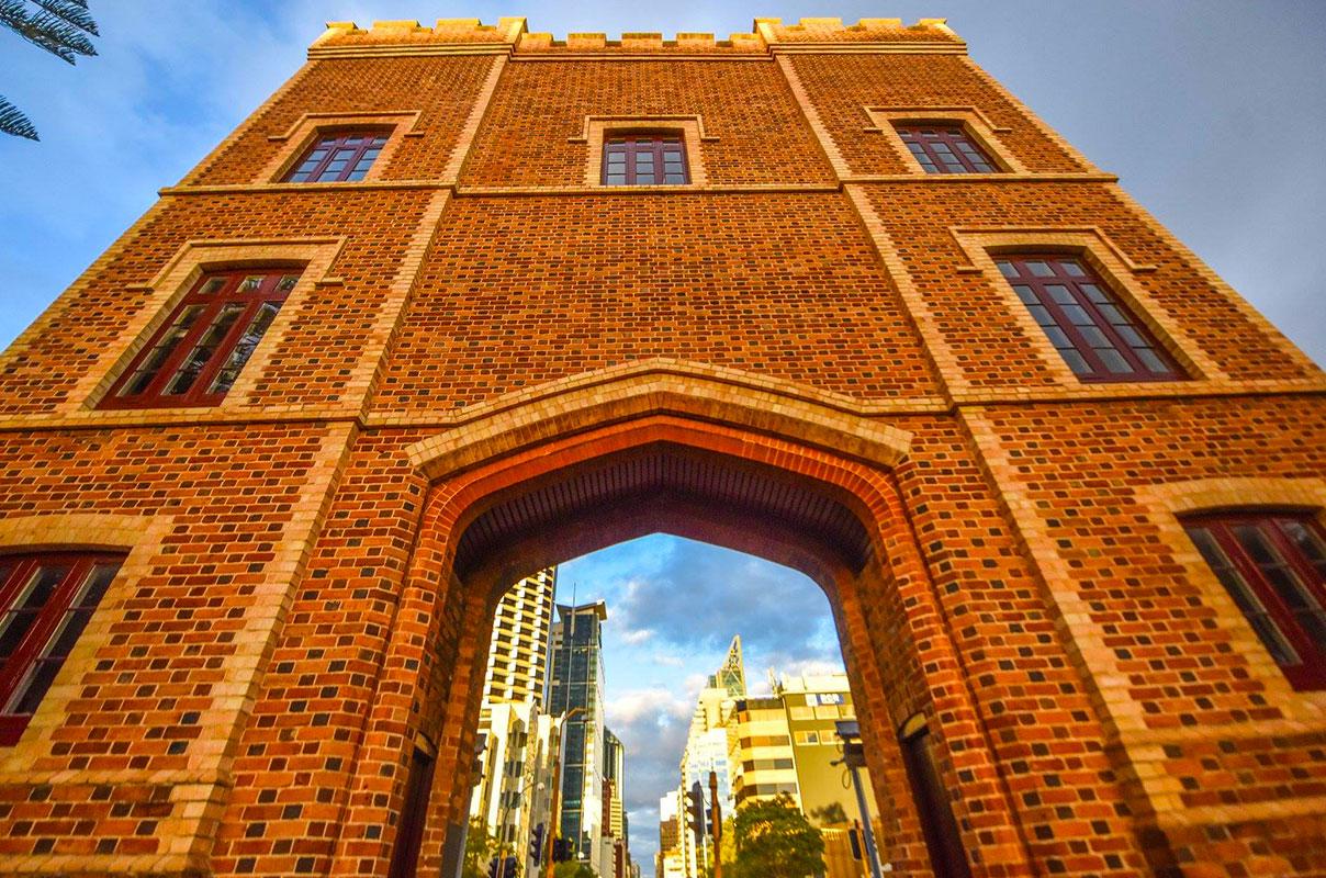 Historic Buildings Meet New Buildings - Perth - Directions Travel Deals